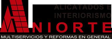 Logo Alicatado e Interiorismo Aniorte