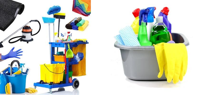 Detalle de limpieza e higiene