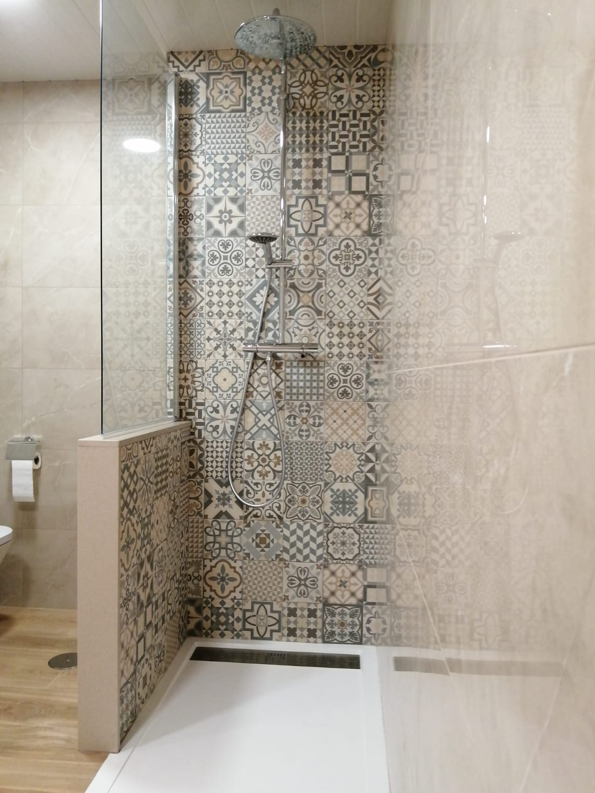 Detalle de Cuartos de baño