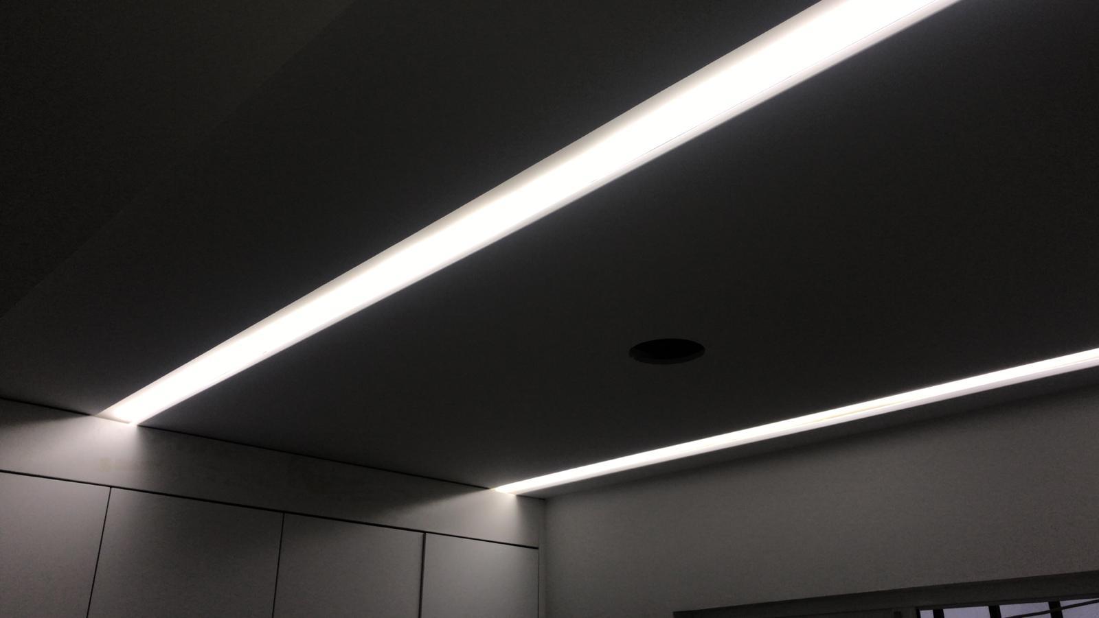 Detalle de Instalación de electricidad y proyecto