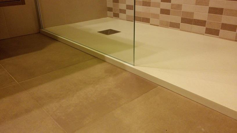 Detalle de Reforma integral de baño